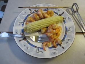 Oriental local shrimp- fresh caught