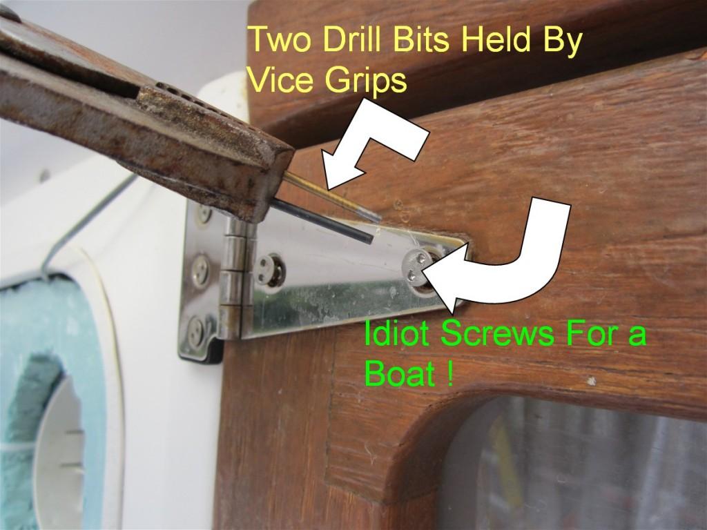 Idiot Screws