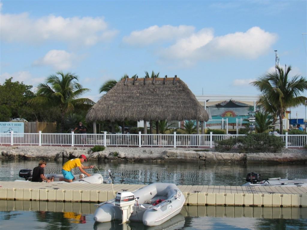 10 dinghy dock #1