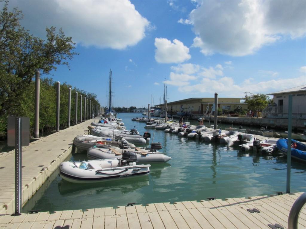 11 dinghy dock #2