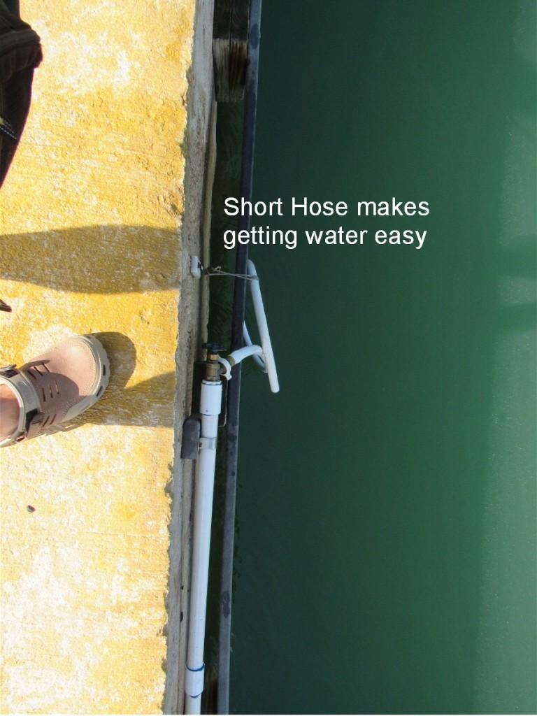 RV / Marine quality water hose