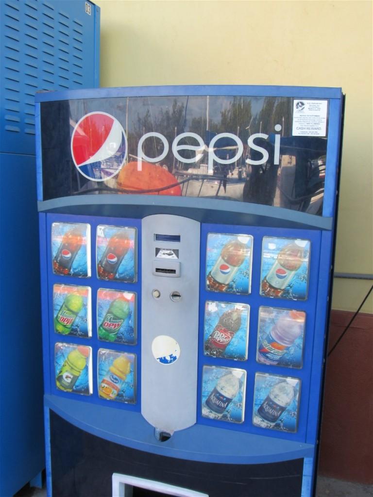14 soda machine