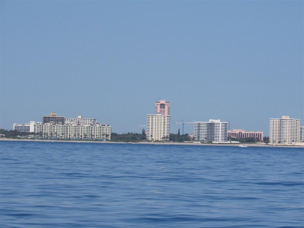 Ft Lauderdale coastline
