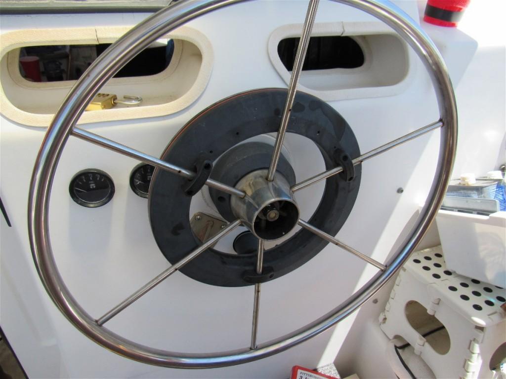 37 steering wheel