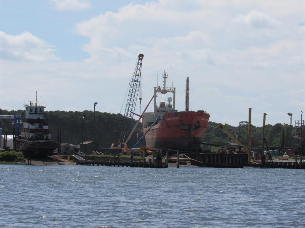 83 ship yard 1754