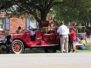 1922 vintage Fire Truck