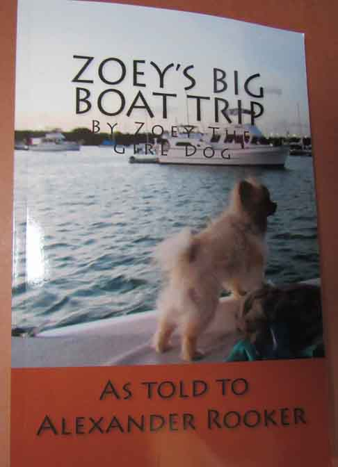 Zoey's boat trip story is focused on preschool children