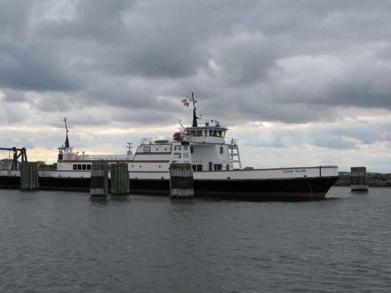 Cedar Island Ferry Address