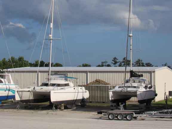 6 gemini too Yacht A Fun Catamaran
