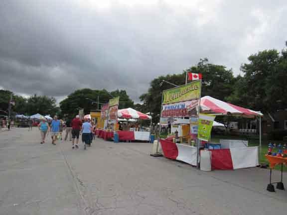 11 vendors 4 Croaker Fest Yacht A Fun